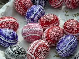 painted easter eggs pisanki the decorated easter eggs in poland lamus dworski