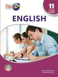 full marks english core class 11 buy full marks english core