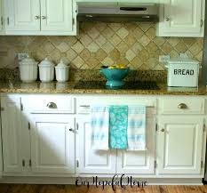 Kitchen Towel Racks For Cabinets Our Hopeful Home How To Install Farmhouse Kitchen Towel Bars