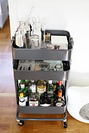 ikea rolling cart 36 creative ways to use the råskog ikea kitchen cart