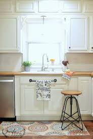 kitchen towel bars ideas kitchen towel rack ideas design decoration