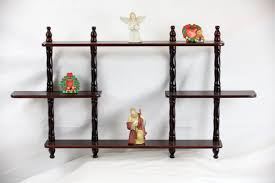 Wall To Wall Bookcases Mega Home 3 Tier Wall Shelf U0026 Reviews Wayfair