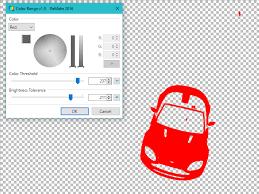 how to use color range effect beginner tutorials paint net forum