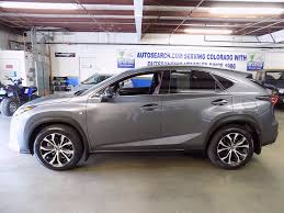 2016 lexus manufacturer warranty 2016 used lexus nx 200t nx200t f sport awd at automotive search