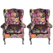 Victorian Armchairs Pair Of Victorian Armchairs C 1890 England From Holly Johnson