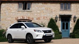 lexus international wolverhampton revealed the suvs most and least likely to pass their first mot