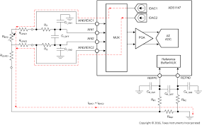 ads1148 datasheet 16 bit 2ksps 8 ch adc with pga reference and