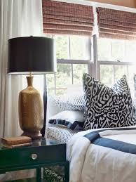 large kitchen window treatments hgtv pictures ideas bamboo haammss