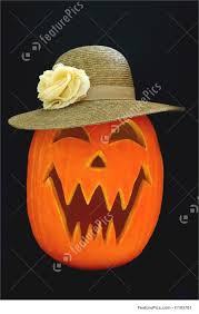 halloween black background pumpkin photo of jack o lantern