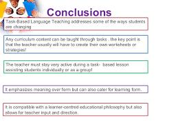 task based language teaching k om