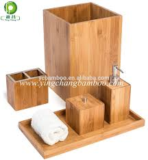 bamboo bath accessories bamboo bath accessories suppliers and