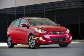 hyundai accent facelift hyundai accent hatch 2015 facelift rb fourth generation usa