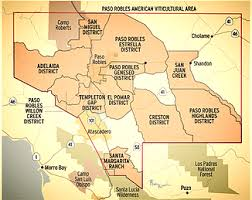 paso robles winery map on your left wine company premium wines paso robles paso