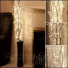 decorative lights for home 87cm indoor home in bedroom wedding decoration twig