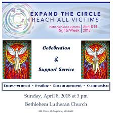 kick celebration support service for victims of crime tickets