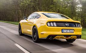 ford mustang gt uk martin reviews the 2016 ford mustang gt