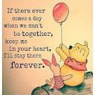 Image result for in my heart forever pooh quotes
