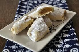 cuisiner figues fraiches recette cornes de gazelle aux figues fraiches