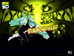ben 10 diamondhead picture free wallpaper cartoon network