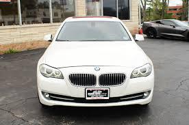 Bmw 528i Images 2012 Bmw 528i Xdrive White Sport Sedan Car Sale