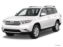 toyota highlander plus 2013 toyota highlander fwd 4dr i4 plus natl specs and features