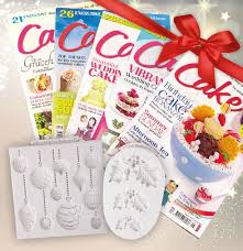 subscribe to cake craft and decoration magazine to day and receive