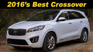 2016 2017 kia sorento review and road test detailed in 4k