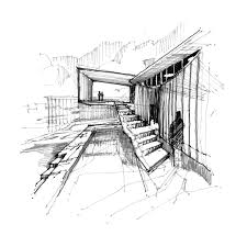 human scale perspective ideas for architecture students