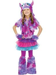 Boo Monsters Inc Halloween Costume by Polka Dot Monster Costume For Children Wholesale Halloween Costumes