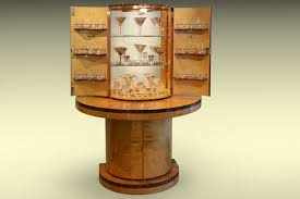 art deco drinks cabinet original art deco cocktail cabinet attributed to hille the design