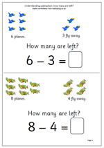 year 1 maths worksheet subtraction maths blog