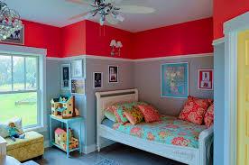 chambre peinture 2 couleurs conseil couleur chambre