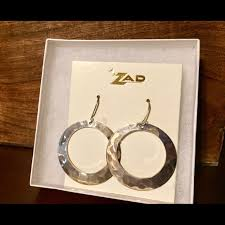 zad earrings 77 zad jewelry new stitch fix sterling silver