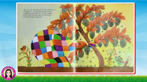 Elmer The Patchwork Elephant Story - elmer the patchwork elephant by david mckee stories for