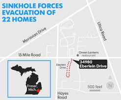 Sinkhole Map Of Florida by Five Sinkholes Of Newgoz Sinkholes And Karst Terrain Regions In