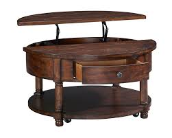 attic heirlooms lift top cocktail table broyhill broyhill