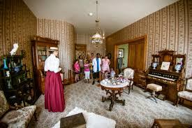 1890s davis victorian mansion site george ranch historical park