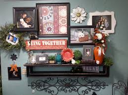 wall decor picture collage home decor funky frames layered