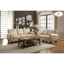 Classic Leather Sofa by Venice Furniture Classic Leather Sofa Sofas