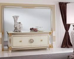 arredo liberty credenza lussuosa in stile classico in legno decorato