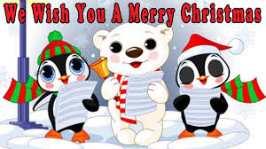 songs for children with lyrics we wish you a merry
