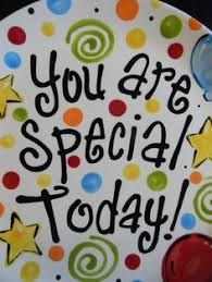 it s your special day plate birthday plate it s your special day 12 inch ceramic plate