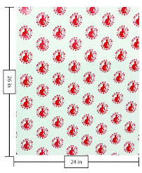 mid wrapping paper large roll or single sheet made in detroit