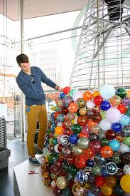 ornament tree corning museum of glass
