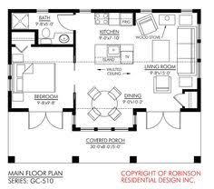 the studio400 plan is a single room modern guest house plan with a layout of guest house homes zone