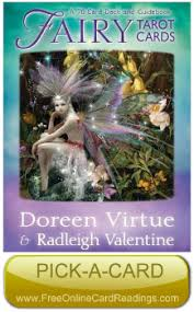 online cards free free online tarot card readings fairy tarot cards by doreen virtue