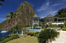 arc en ciel is the epitome of luxury living in st lucia and is