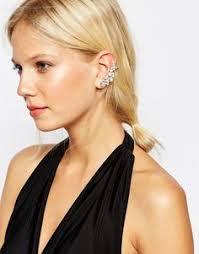 aldo ear cuff model this week on instagram karmen pedaru hilary rhoda