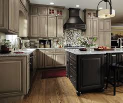gray kitchen cabinets with white crown molding stacked crown moulding decora cabinetry