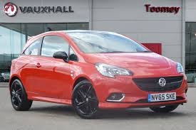 opel corsa interior 2016 used 2016 vauxhall corsa limited edition ecoflex s s for sale in